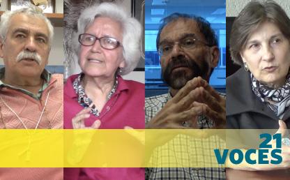 Imagen de Raúl Mejía, Mario Díaz y Cecilia María Vélez