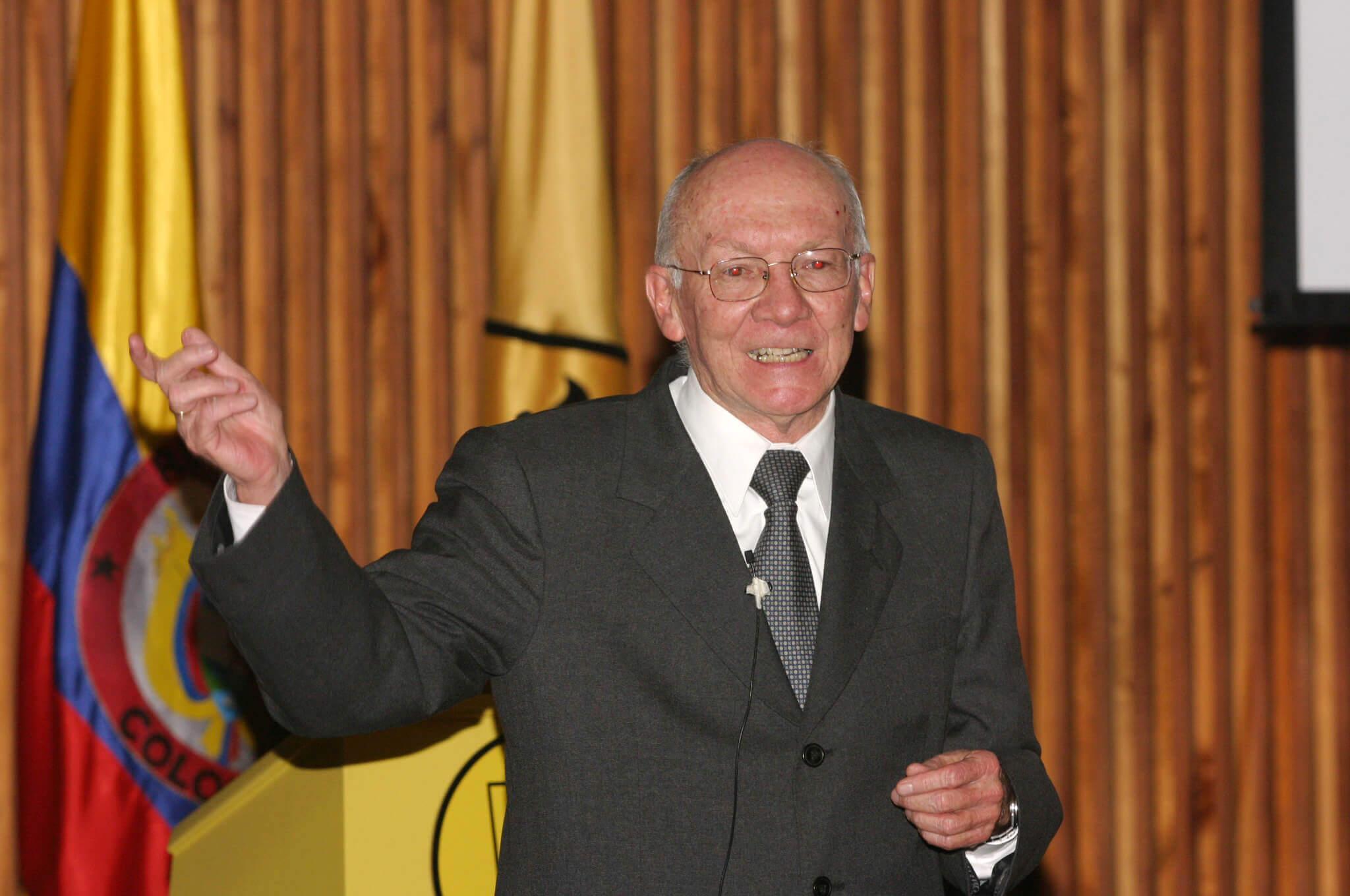 Fallecimiento, Alberto Sarria