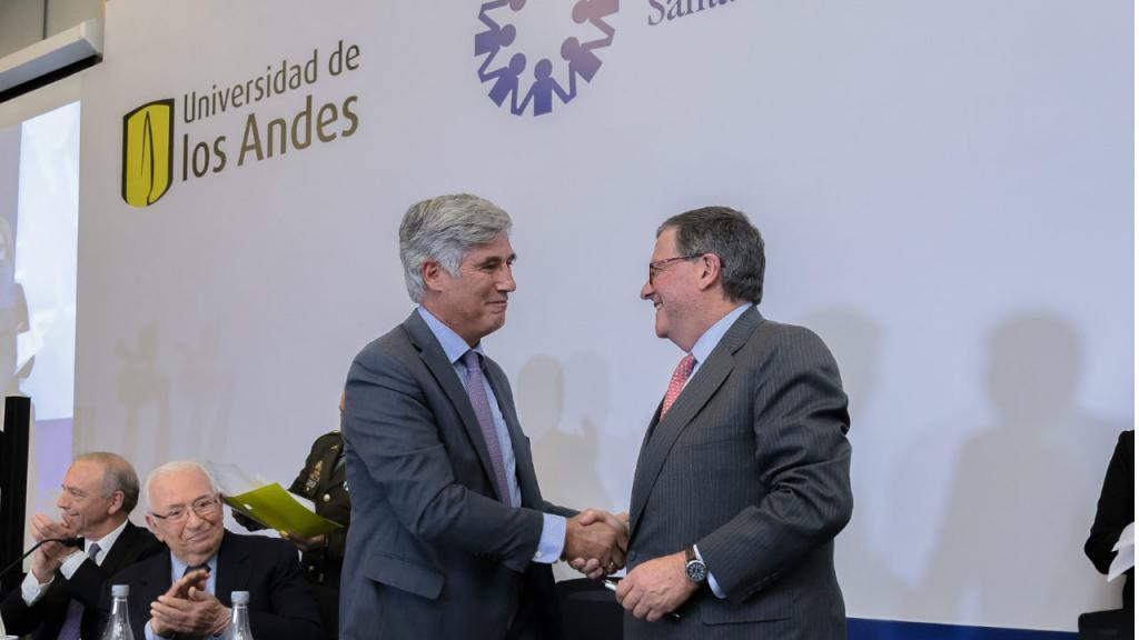Alianza fundación Santa Fe y Universidad de los Andes