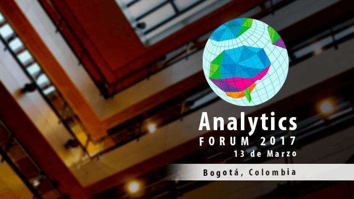 Analytics Forum 2017
