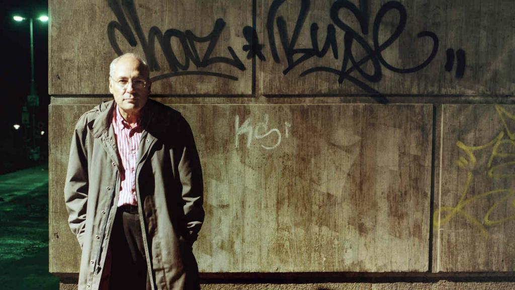 Charles Bernstein, poeta y ensayista norteamericano.