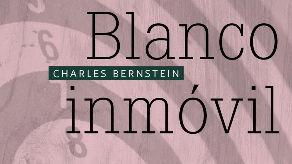 Portada del libro Blanco Inmóvil, editado y traducido por un docente de Los Andes.