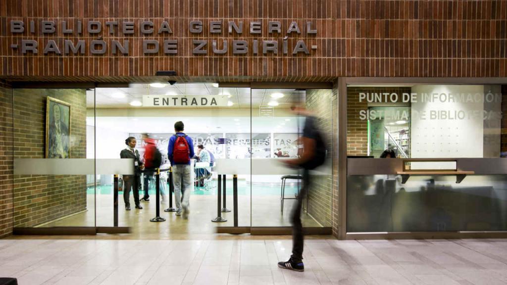 En Los Andes existen bibliotecas de Arquitectura y Diseño, Economía, Derecho y Administración.