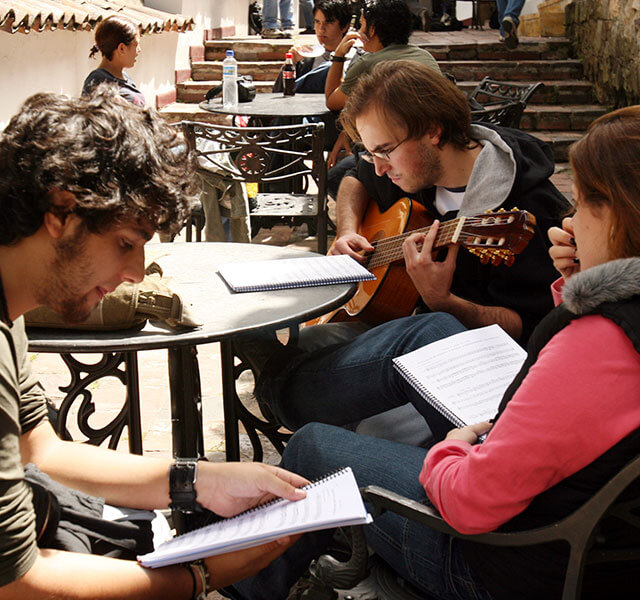 Bienestar Universidad de los Andes