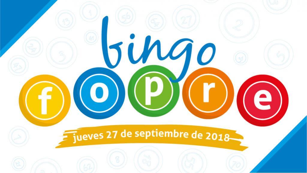 Bingo Fopre 2018.