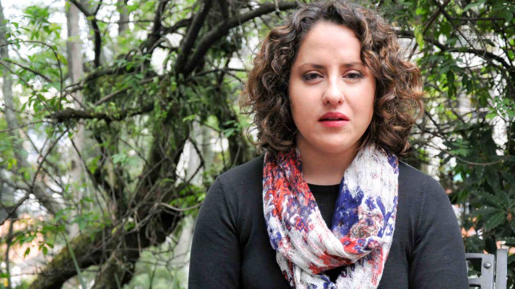 Carolina Gamboa, directora del Departamento de Música.