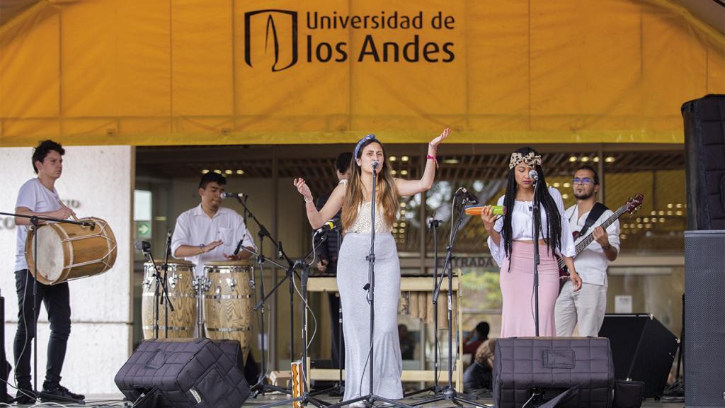 La semana de +Pacífico en Los Andes abrió con Chonta Brava.