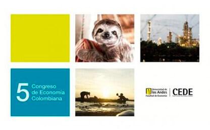 Avanza el Congreso de Economía Colombiana