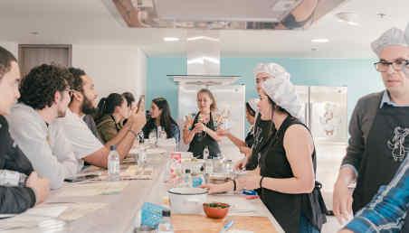 El nuevo 'cooking place' de la Torre Séneca