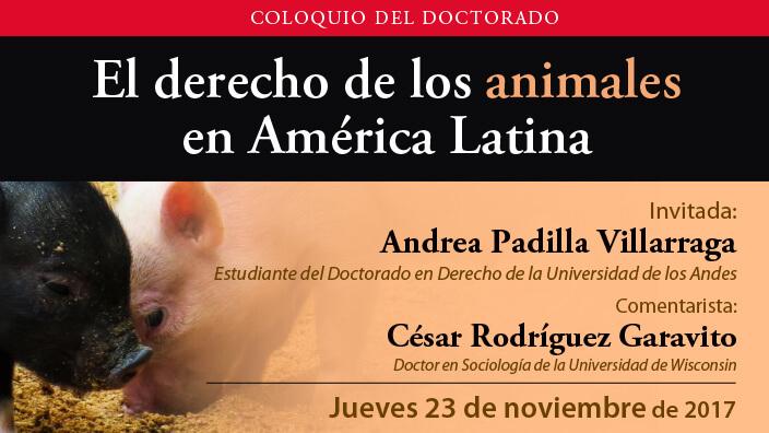 El derecho de los animales en América Latina