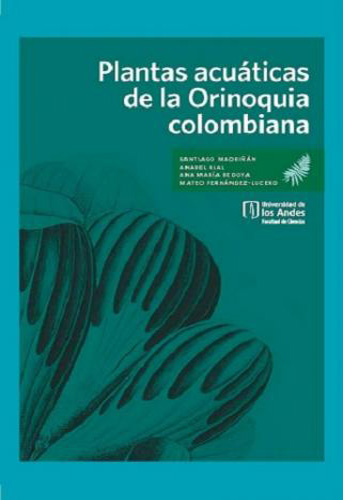 Libro Plantas acuáticas de la Orinoquia colombiana