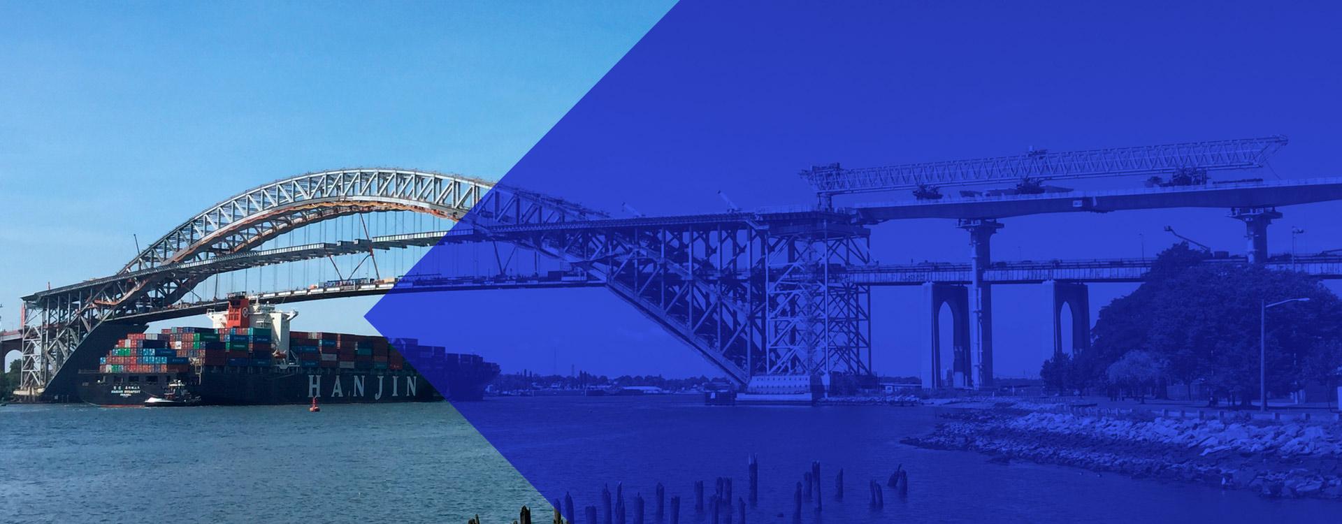 Bayonne Bridge, New York