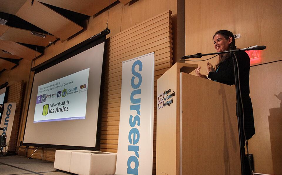 Daphne Koller presidenta de Coursera