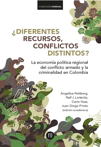 Libro ¿Diferentes recursos, conflictos distintos?