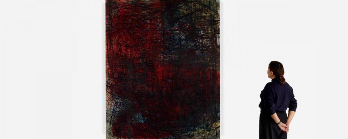 Óscar Murillo es uno de los artistas colombianos más reconocidos a nivel mundial.