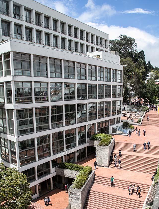 Edificios W de la Universidad de los Andes