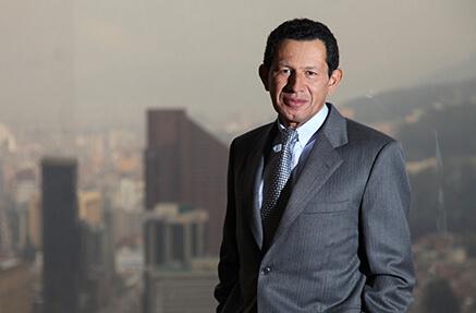 Eduardo Pacheco - Presidente de Colpatria