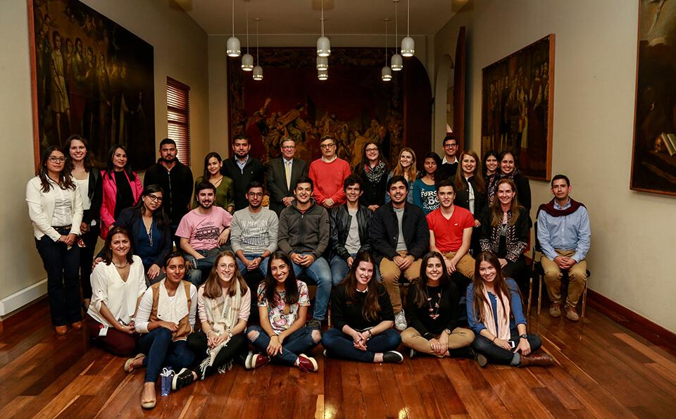 Embajadores LiderAndes 2016