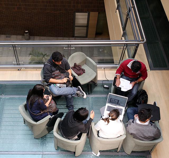 Especialización Universidad de los Andes