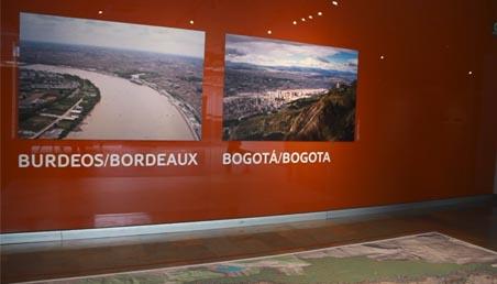 Exposición Francia en Los Andes