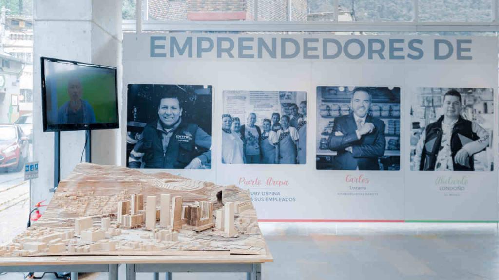 Imagen de la exposición 'Fenicia, territorio emprendedor'.