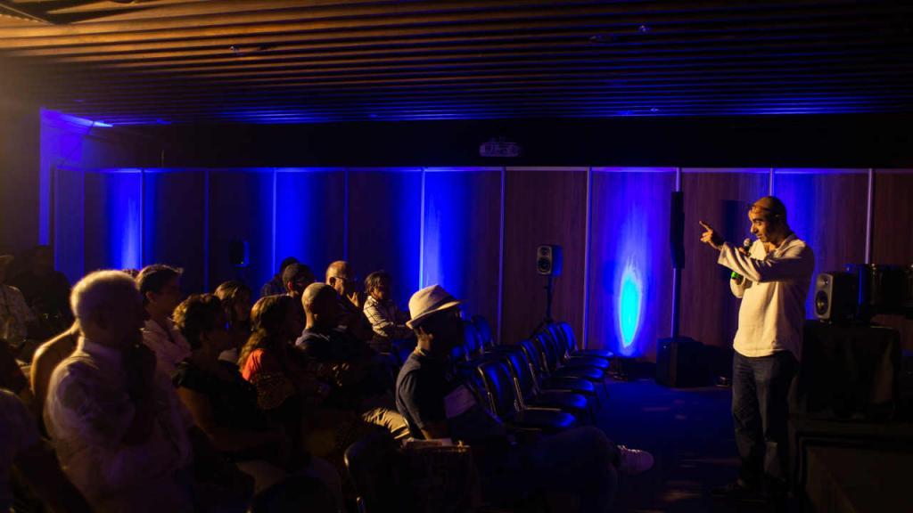 La participación de la Universidad de los Andes incluyó conferencias y concierto
