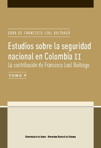 La Obra de Francisco Leal Buitrago recoge algunas de las principales contribuciones del sociólogo colombiano. El propósito de esta recopilación es celebrar la contribución de quien ha sido artífice fundamental del desarrollo de las ciencias sociales en Colombia y poner al alcance de las nuevas generaciones de estudiantes y académicos el conocimiento pionero producido por Leal.