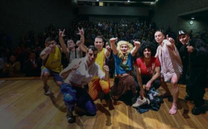 Grupo de teatro de internos de la Cárcel Modelo de Bogotá presenta obra de teatro en Uniandes