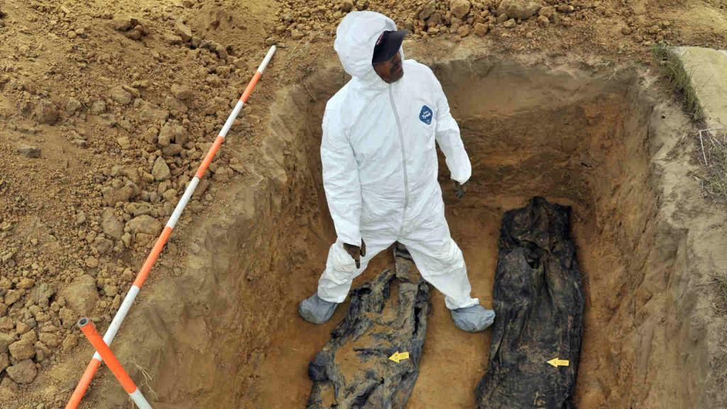 Las labores forenses de búsqueda e identificación de desaparecidos en Colombia