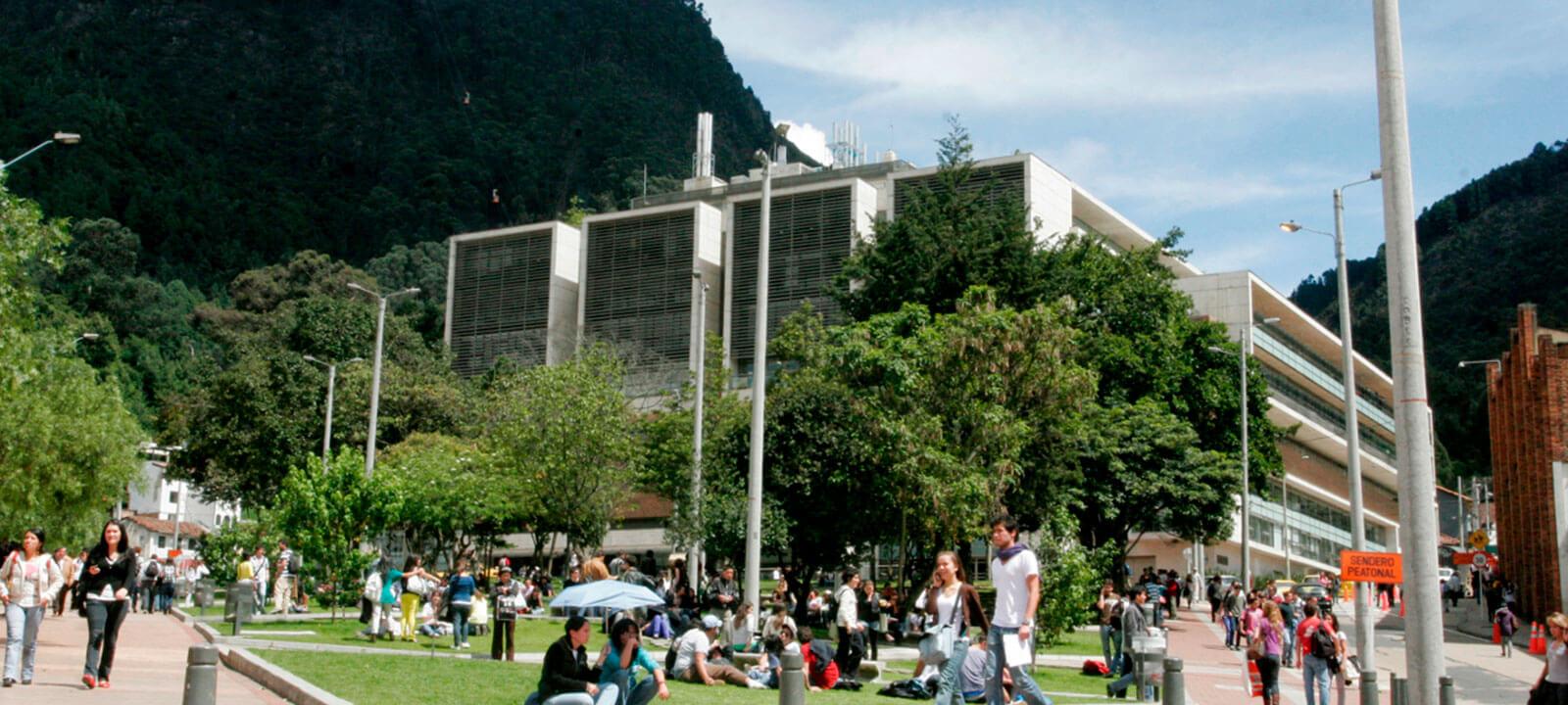 Identidad institucional Universidad de los Andes