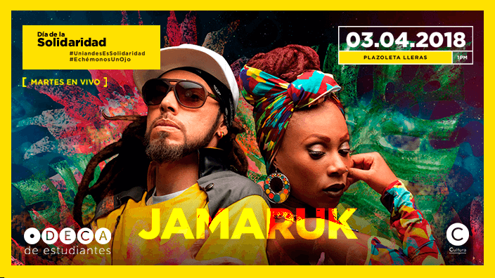 Jamaruk - Martes en vivo