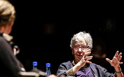 Joan Scott, historiadora estadounidense.