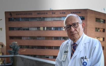 José Félix Patiño, Medicina, Facultad, Uniandes, Universidad de los Andes, sistema, salud, análisis, profesión, médica