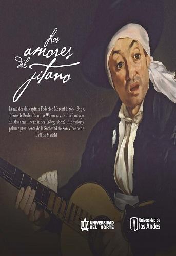 Libro Los amores del jitano