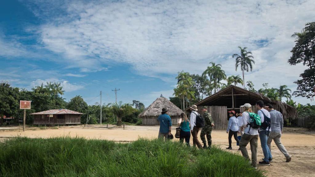 La Clínica de Medio Ambiente y Salud Pública participó en la tutela por el derecho fundamental a la salud en favor de habitantes de Vaupés.