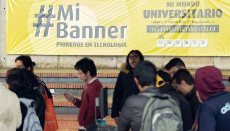 Campaña de lanzamiento de la nueva plataforma Mi Banner.