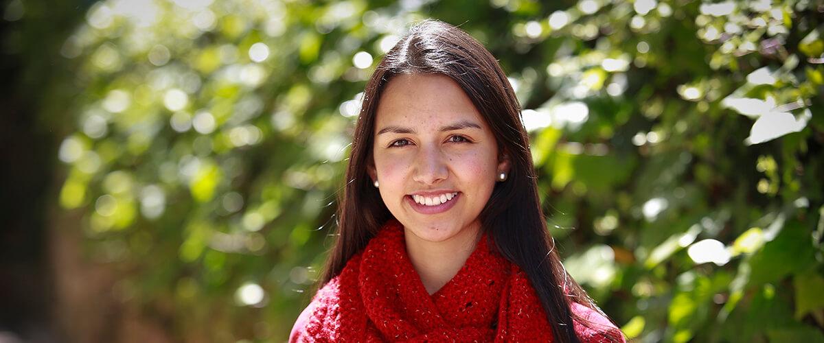 Natalia Herrera - Estudiante de medicina y donante