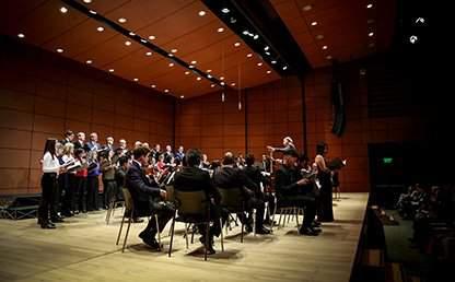 Orquesta de Los Andes - 10 años