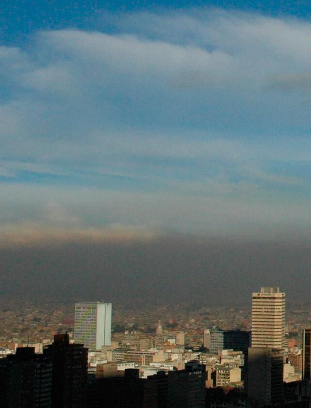 Plan Decenal de Descontaminación del Aire de Bogotá