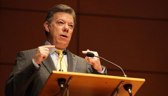 Palabras del presidente Juan Manuel Santos