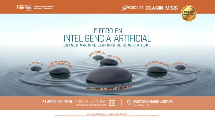 Primer Foro en Inteligencia Artificial