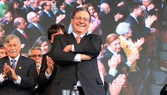 Rector Pablo Navas