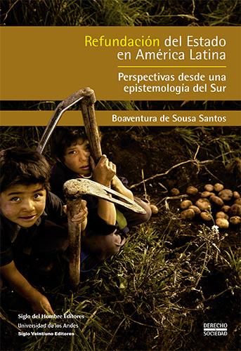 Libro Refundación del Estado en América Latina