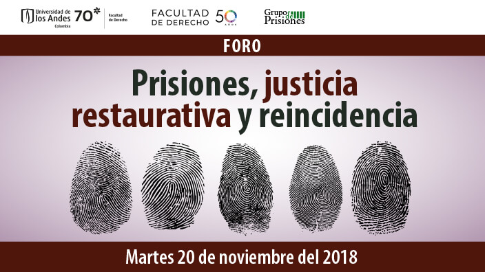 Prisiones, justicia restaurativa y reincidencia