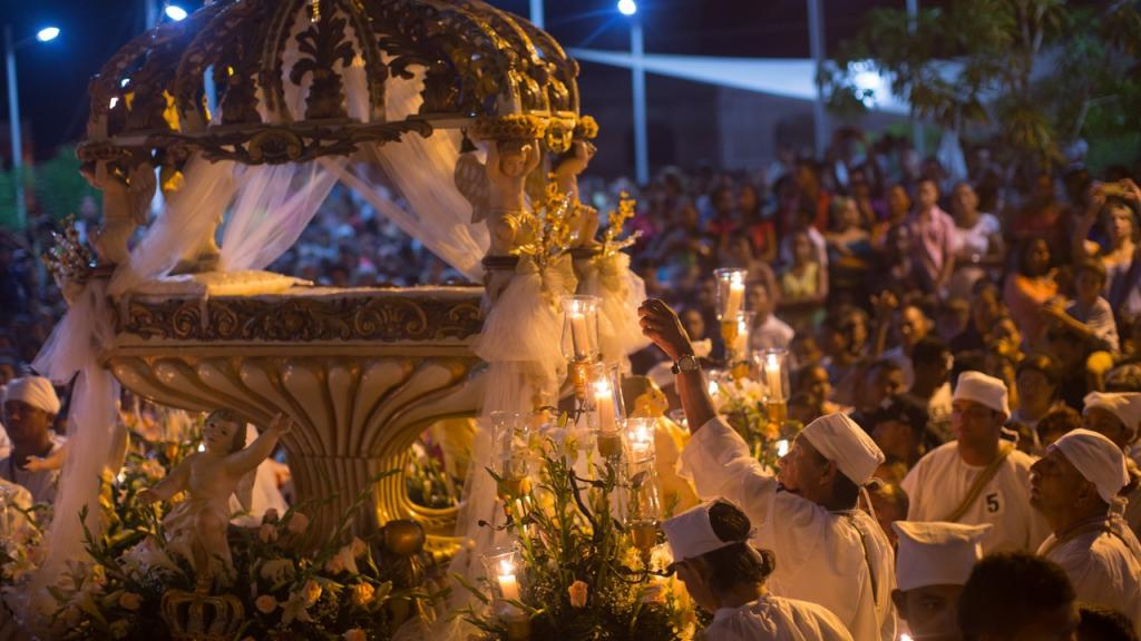 Semana Santa en Ciénaga de Oro, Córdoba.