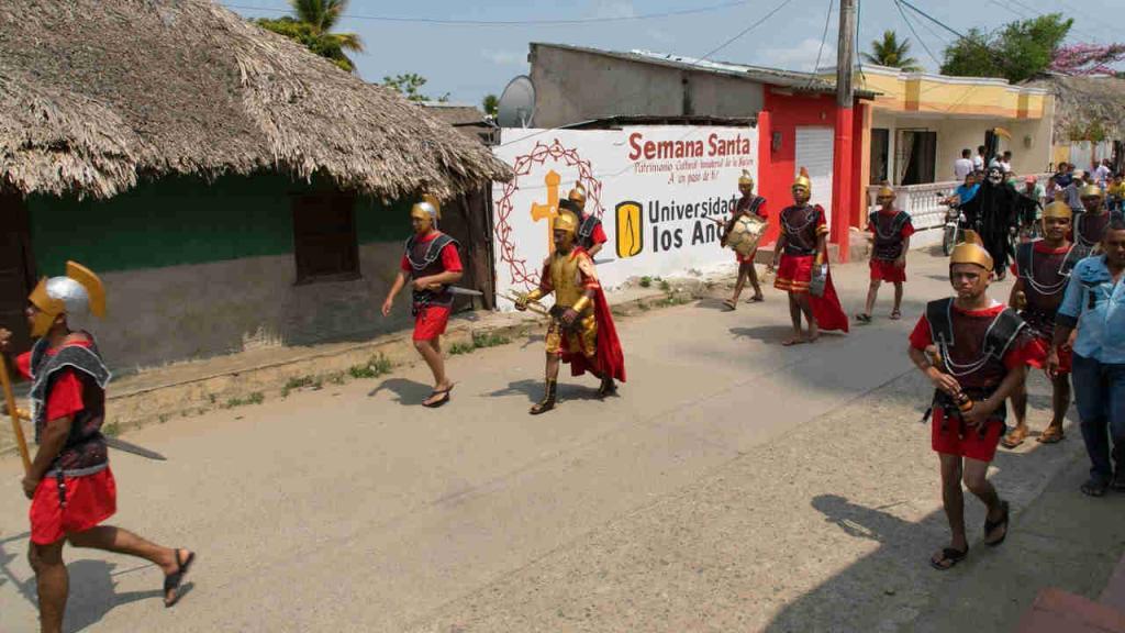 Los Andes participa en el Plan Especial de Salvaguardia (PES) de la Semana Santa, que busca la inclusión definitiva en Lista del Patrimonio Cultural Inmaterial de Colombia del Ministerio de Cultura.