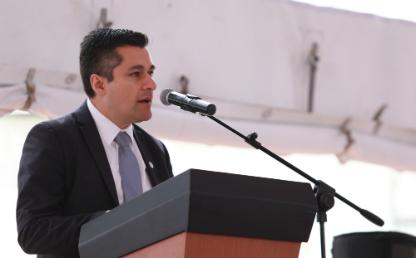 Andrés Morales, donante de Quiero Estudiar