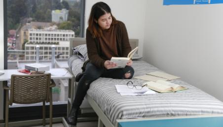 Entre el 31 de mayo y el 31 de julio, dos personas podrán compartir apartamentos dobles o cuádruples. Foto: Alejandro Gómez