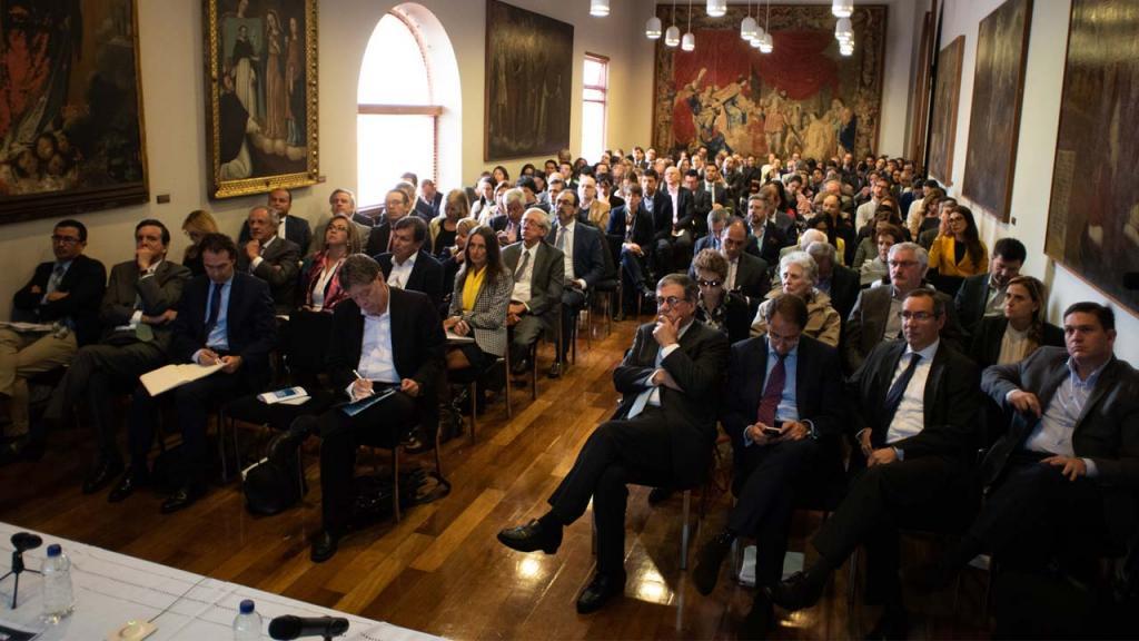 Imagen líderes asistentes en la Universidad de los Andes