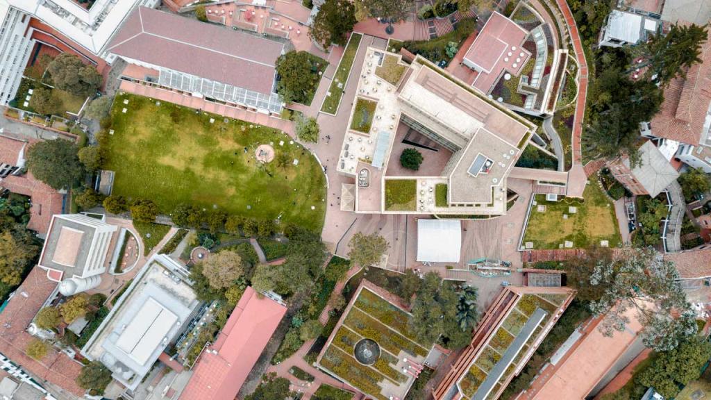 Campus Universidad de los Andes
